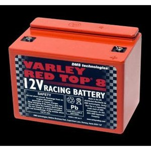 Varley Red Top 8 レッドトップ レーシング ドライバッテリー 12V|monocolle