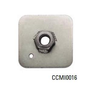 Sabelt サベルト 【CCMI0016】アイボルト固定用 バックプレート 1点|monocolle