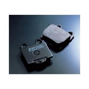 制動屋ブレーキパッド ホンダ シビック FD2 TYPE-R Brembo リヤ用 SP300 1SET|monocolle