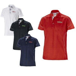 SPARCO スパルコ POLO ポロシャツ チームウェア (011885)|monocolle