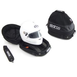 SPARCO BAG スパルコ COSMOS / コスモス ハンス対応 ヘルメットバッグ USB電動ファン付き (016433NR)|monocolle|04