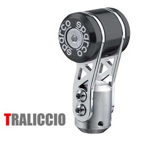 SPARCO スパルコ シフトノブ TRALICCIO / トラリッチオ (03740TR) monocolle