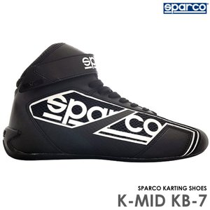 SPARCO RACING SHOES K-MID KB-7 (ケーミッド・ケービー・セブン)  シ...