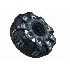 スパイクスパイダー コンパクトモデル 1 未来型タイヤチェーン 滑り止め 脱着30秒!|monocolle