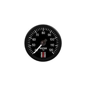 STACK (スタック) ST3307 52mm径 水温計 120℃ ステッピングメーター アナログゲージ (67321)|monocolle