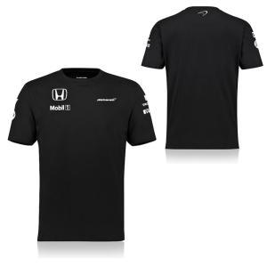 McLAREN HONDA マクラーレン ホンダ 2015 セットアップTシャツ (TM2061)|monocolle