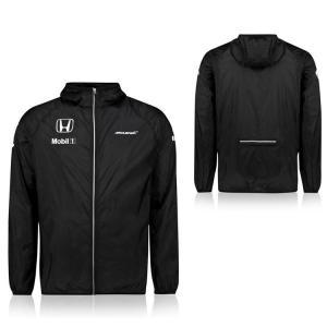 McLAREN HONDA マクラーレン ホンダ 2015 チーム ウルトラライト ウォーターRepellentジャケット (TM2062)|monocolle
