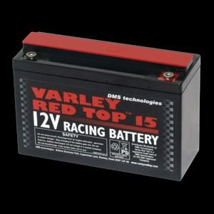 Varley Red Top 15 レッドトップ レーシング ドライ バッテリー 12V|monocolle