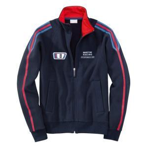 Porsche Martini Men's Sweat Jacket ポルシェ ドライバーズ セレクション マルティニ レーシング スエット ジャケット|monocolle