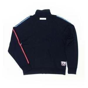 Porsche Martini Men's Sweat Jacket ポルシェ ドライバーズ セレクション マルティニ レーシング スエット ジャケット|monocolle|02