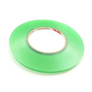 3M VHB 厚み1mm 幅5mm 長さ11m 1本 アクリルフォーム構造用接合テープ(高透明) 両面テープ 極細特殊カット 箱無し|monocolle
