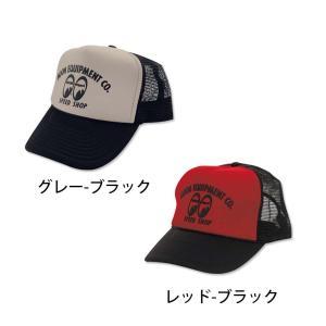 ムーンアイズ(MOONEYES)★トラッカーキャップTRUCKER CAP[MQC-005]|monodirect