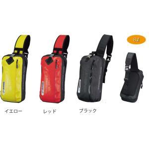 さっと背負える耐水仕様※ ワンショルダーバッグ。 日常使いに適した8Lサイズ。 ※防水性の高い止水フ...