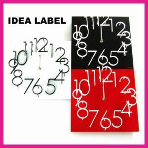 掛け時計 おしゃれ 掛時計(掛時計 掛け時計) 壁掛け時計 イデア IDEA アラビックダンスウォールクロック clock 新築祝い 引越祝い 結婚祝い|monogallery