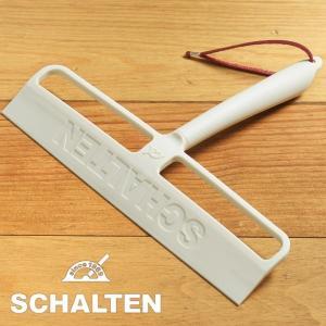 水切りワイパー お風呂 窓 ガラス 掃除 グッズ 道具 水滴 スキージー スクイジー 日本製 SCHALTEN ハンディワイパー シャルテンの画像