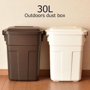 屋外で使えて、頑丈で大容量、そんな要望を全て兼ね備えた「屋外ダストボックス」です。  クオリティの高...