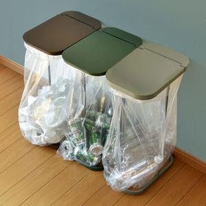 ゴミ箱 おしゃれ キッチン スリム 蓋付き ダ...の詳細画像1