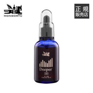 モンゴ流 スカルプエッセンスDeeper3D 60mL 新 [選べるサンプル付]