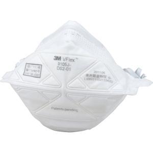 スリーエム(3M) 防じん折畳式マスク VFlex  DS2規格  入数(枚) 3  日本製/感染予...