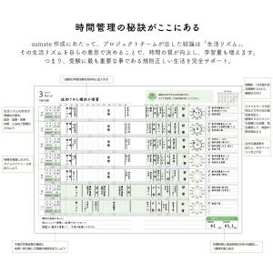 受験手帳 スマテ-sumate- 2019年度版スマート手帳(2020年受験用手帳) 190mm×135mm 2019年4月始まり手帳 ST20|monolabjapan|05