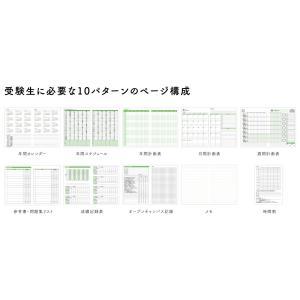 受験手帳 スマテ-sumate- 2019年度版スマート手帳(2020年受験用手帳) 190mm×135mm 2019年4月始まり手帳 ST20|monolabjapan|07