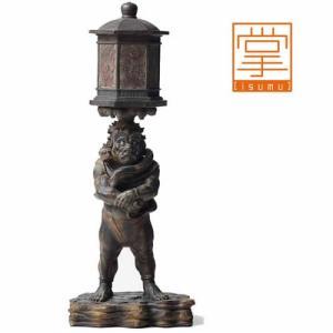 竜燈鬼 (りゅうとうき) イSム仏像 TanaCOCORO [掌]