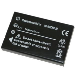 NP-60 フジ 対応 互換バッテリー   0214-1|monomapjp