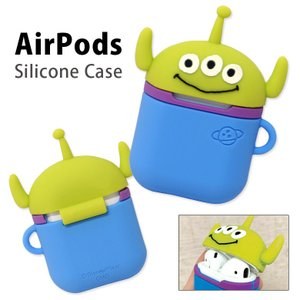 AirPods ケース シリコンケース ディズニー ピクサー トイストーリー