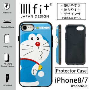iPhone8 iPhone7 ケース IIIIfitドラえもん