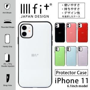 iphone11 ケース イーフィット IIIIfit アイフォン 11 ケース iphone 11 ケース|monomode0629