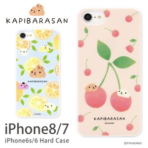 カピバラさん フルーツ iPhone8 iPhone7 4....