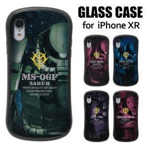 機動戦士ガンダム iPhone XR対応 ハイブリッドガラスケース      ・対応機種…iPhon...
