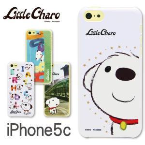 iPhone5c ケース リトル・チャロ...