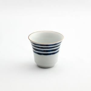 ごす 呉須 煎茶 カップ 湯のみ おしゃれ 和食器 陶磁器 ごす煎茶カップ monomono-shop