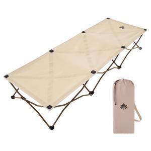 LOGOS ロゴス Tradcanvas コンフォートベッド 73173089 アウトドア キャンプ 昼寝 折り畳み 睡眠 便利 ベンチ|monoplan