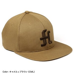 FULLCLIP フルクリップ FC LANE MARK CAP FCレーンマークキャップ キャップ 帽子 日本製 キャメル×ブラウン FCP-002-CML|monosapiens