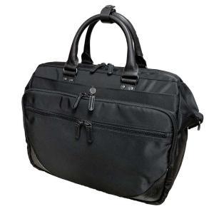 【全商品ポイント10倍】 STARTTS スターツ LEOVGRAY レオビグレイ 3way ビジネスバッグ ブリーフケース ショルダー 日本製 本革 ブラック × ブラック LG17-BK|monosapiens