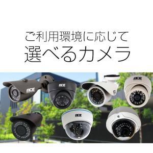 防犯カメラ  4台セット 録画機能付き  52万画素 集音マイク付 リレーアタック対策 録画機カメラ4台セット スマホで遠隔監視 暗視機能 レコーダーセット|monosupply|02