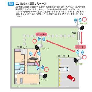 防犯カメラ ワイヤレス 屋内・屋外用 12インチディスプレイ一体型無線NVR +IPカメラ1〜3台セット リレーアタック対策 WiFi 監視カメラ 130/200万画素 H.265+ monosupply 12