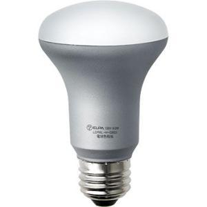 LED電球 レフランプタイプ ELPA (朝日電器) LDR6L-H-G601 電球色相当|monotaro