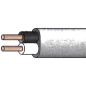 600Vビニル絶縁ビニルシースケーブル平形 VVF(単線タイプ) 住電日立ケーブル VVF2.0mmx2C 100M