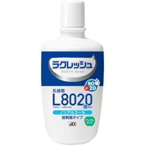 ラクレッシュ L8020菌入 マウスウォッシュ ジェクス|monotaro