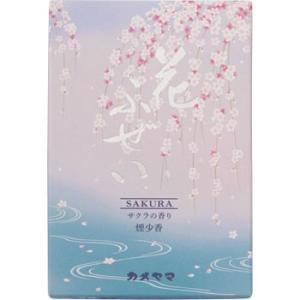 花ふぜい 桜 煙少香 カメヤマ 徳用大型|monotaro