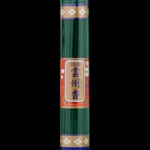 銘香 雲州香 日本香堂 短寸|monotaro