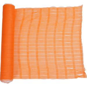 フェンスネット ロール モノタロウ 1m×50m 50m/オレンジ|monotaro