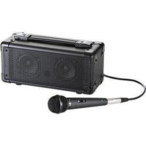 マイク付き拡声器スピーカー サンワサプライ MM-SPAMP monotaro