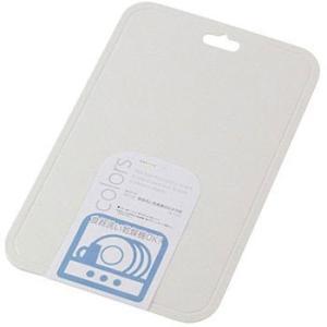 Colors 食器洗い乾燥機対応まな板 パール金属 C-344 ホワイト20|monotaro