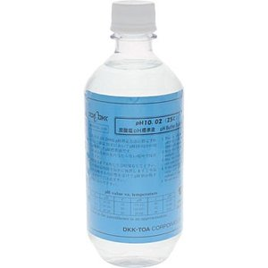 PH標準液 東亜DKK 143F195 pH10.02