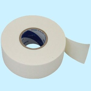 テーピングテープCタイプ(非伸縮) ニチバン C25F 白/25mm×12M|monotaro
