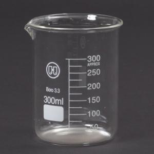 ビーカー ガラス製 モノタロウ MB0300 300mL|monotaro